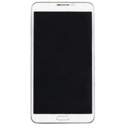 White LCD Full Assembly Screen for Samsung Galaxy Note 3 Sprint/Verizon/US Cellular N900P/N900V/N900R4